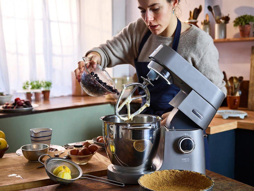 Kenwood Kmix Küchenmaschine Test 2021